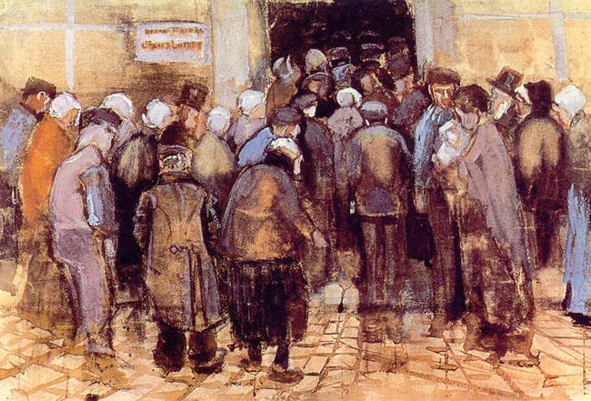 Вин�ен� Ван Гог По���е�� 18821887 гг � Имп�е��ионизм