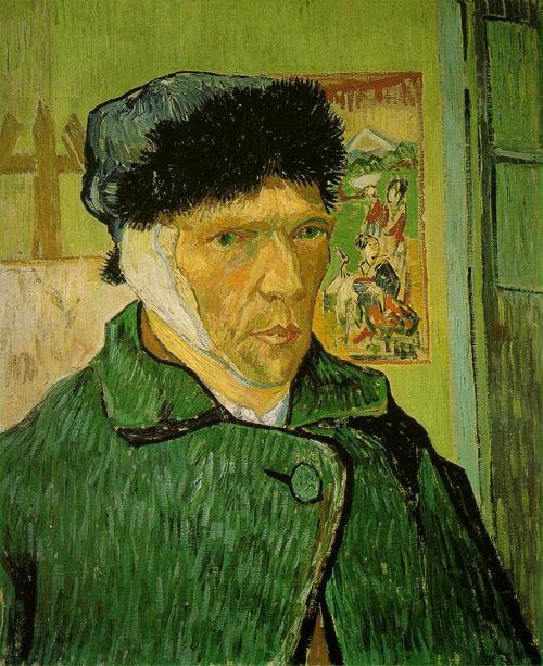галерея винсента ван гока: